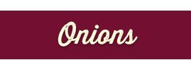 Buy Onions UK Parrish Farm
